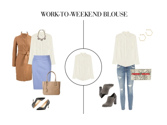 tips to look great at work and on the weekend