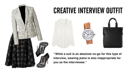 Creative Interview Outfit Tips