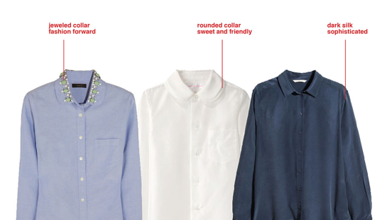 How to show personality with your work clothes