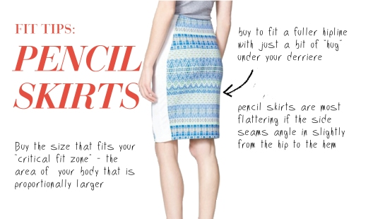 How To Know If A Pencil Skirt Fits Right
