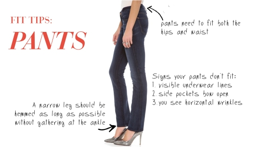 How To Find The Perfect Fit For Jeans