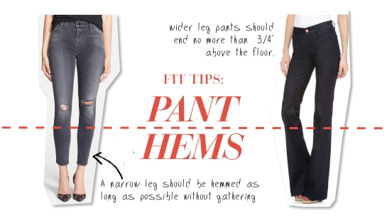 How To Hem Your Jeans Properly