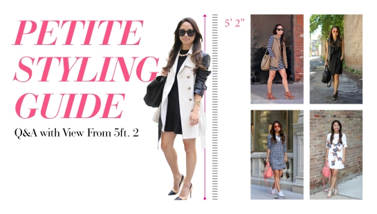 styleguide styling tips petites