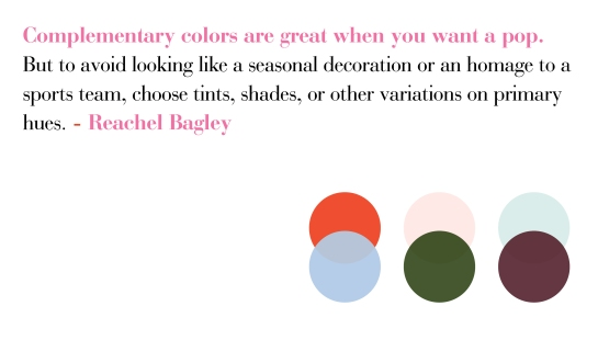 How To Choose Complimentary Colors
