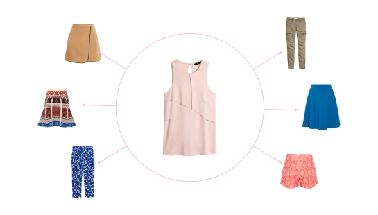 Mixing and Matching Outfit Colors