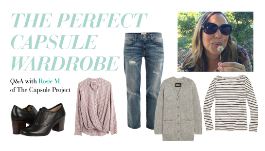 Advice On How To Get Started Creating A Capsule Wardrobe