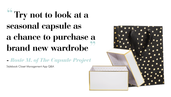 The Capsule Project