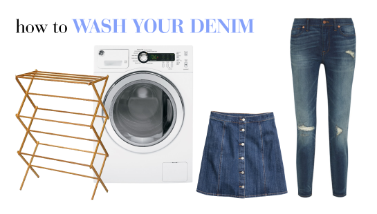 How To Really Wash Your Denim