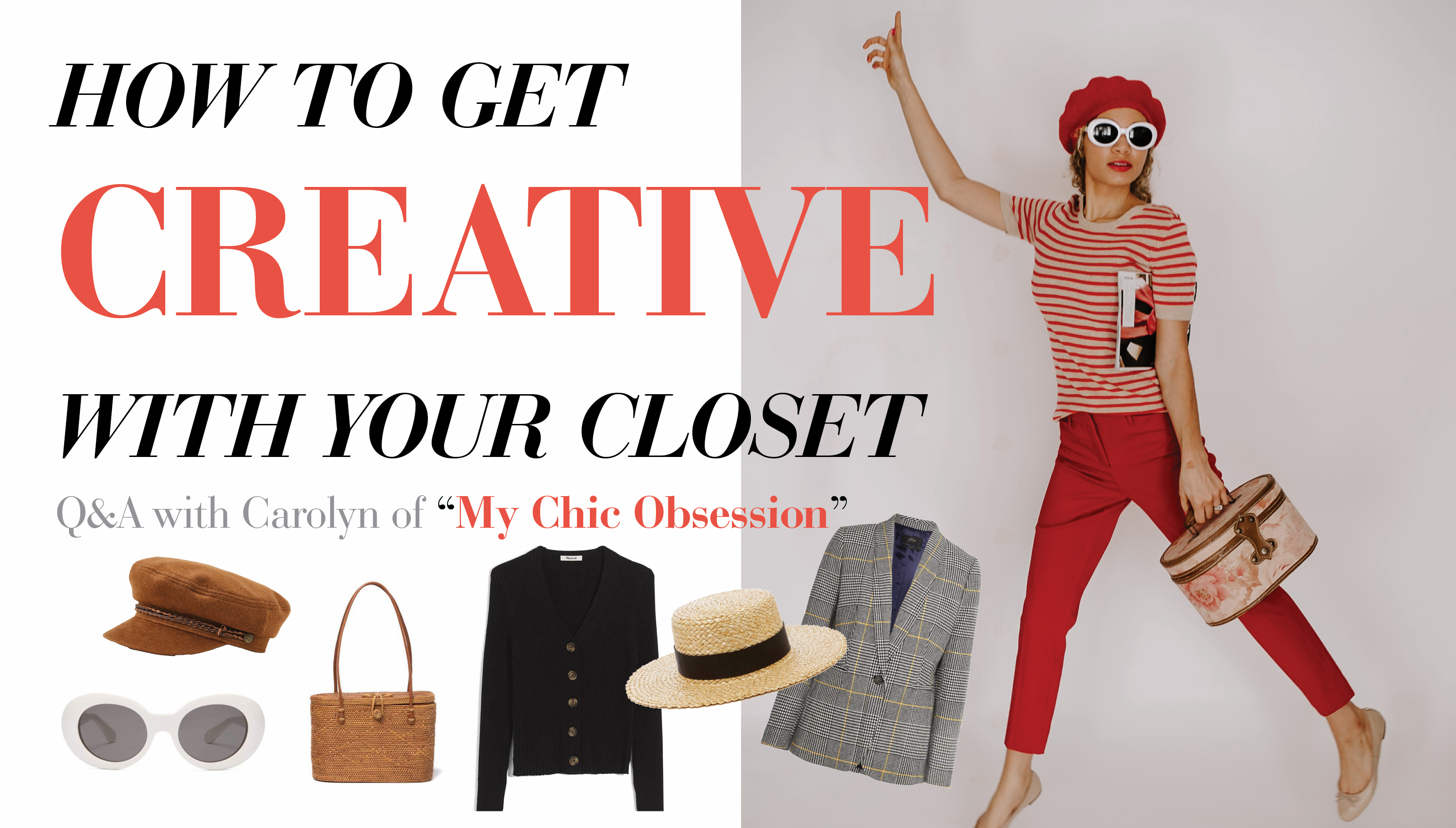 My Chic Obsession Style Q & A